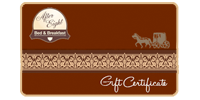 After Eight B&B Gift Certificates